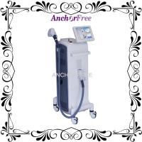 Wholesale Painless 808nm Professional Laser Hair Removal Machine With FHR Mode / HR Mode from china suppliers