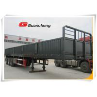 Wholesale 40 Ton Loading Capacity  removable sidewall container semi trailer from china suppliers