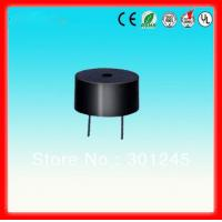 Wholesale Magnetic Active Buzzer Size 9x5.5mm 5V 83dB 2600Hz Black Housing Service Buzzers from china suppliers