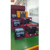 Wholesale 4.8KW Small Portable Diesel Generator , 400V Single Phase Diesel Generator from china suppliers
