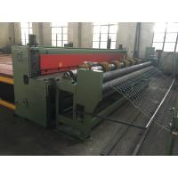 Buy cheap Automatic Gabion Wire Mesh Production Line For Reno Mattress Machine With CE Certificate from wholesalers