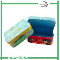 Wholesale Customized Different Size Suitcase  Magnetic Gift Boxes for Candy Packaging from china suppliers
