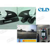 Wholesale 360 Intelligent Parking Assistant System , driver assistance systems and IP67, HD Cameras 720 P from china suppliers