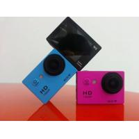 Wholesale Professional Action Sports Video Camera With 2 Inch TFT LCD , Electronic Shutter from china suppliers