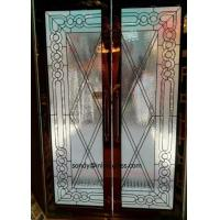 Wholesale patina caming decorative stained glass from china suppliers