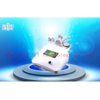 Wholesale Ultrasonic Cavitation Fat Burning Beauty Machine , Red LED Vacuum RF Cellulite Removal from china suppliers