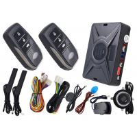 Wholesale Automotive Smart Car Alarm System With Passive Auto Lock Or Unlock Car Door from china suppliers