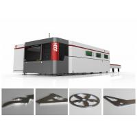 Wholesale Durable Carbon Steel And Copper Fiber Laser Cutting Machine With High Powered from china suppliers