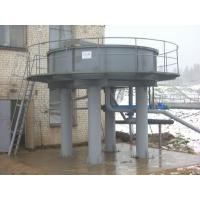 Wholesale SUS304 Round Dissolved Air Flotation System Large For Waste Water Treatment Plant from china suppliers