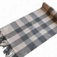 Wholesale Cashmere/Pashmina Scarf, Available in Various Designs and Colors from china suppliers