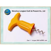 China Specified wine twist top bottle opener of light eco friendly plastic on sale