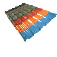 Wholesale New Corrugated Metal Glazed Tile For Steel Structure Building Instead of Orginal Roof from china suppliers