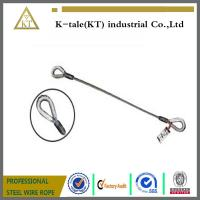 """Wholesale 1/4"""" Single Leg Thimble and Thimble Wire Rope Slings from china suppliers"""