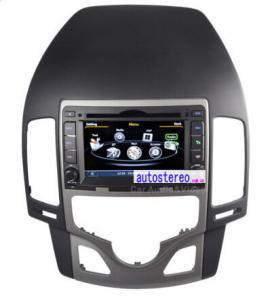 "Wholesale 7"" Car Stereo Hyundai Sat Nav for Hyundai i30 GPS Navigation Autoradio Headunit DVD Player from china suppliers"