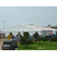 Quality Aluminium Frame PVC Roof Cloth Outdoor Party Tent For Wedding TUV SGS for sale