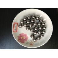 Wholesale High Grade 7 / 16 Inch 11.1125 mm Chrome Steel Balls / Round Steel Balls from china suppliers