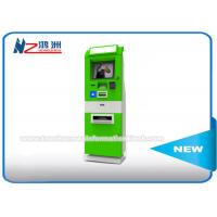 Wholesale Modern Design Free Standing Ticket Vending Kiosk Anti - Dust Linux Operate System from china suppliers