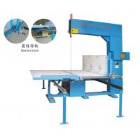 Quality EVA / EPE Vertical Sponge Cutting Machine Foam Cutter For Polyurethane Mattress for sale