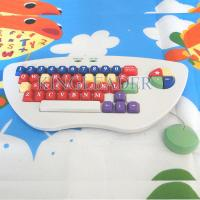 Wholesale Spill-proof and washable children color keyboard with oversize keys K-800 from china suppliers