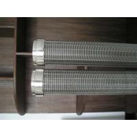 Wholesale Self-Cleaning Wedge Wire Filter Tubes,Candle Filters,Wedge Wire Filter Cartridges from china suppliers