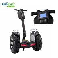 Wholesale EcoRider Double 72V Battery Segway Electric Scooter with 4000W Brushless , 21 Inch Big Tire from china suppliers
