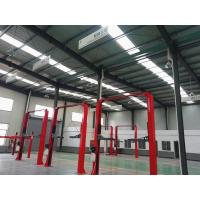 Wholesale Building Construction Steel Structure Workshop Metal Carports For Auto Maintenance from china suppliers