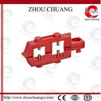 Wholesale Useful Safety Nylon Snap On Beaker Lockout Used With Padlocks from china suppliers