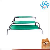 Wholesale Oxford Durable large elevated dog bed China with Knitted Fabric for Dogs & Free Shipping from china suppliers
