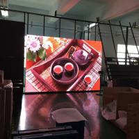 Wholesale CE SMD1921 P3.91 Outdoor led display rental With Video Processor , Great Waterproof from china suppliers
