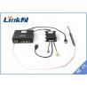 Buy cheap Lightweight 30dBm long range UAV video transmitter COFDM Video transmitter wireless for UAV surveilance from wholesalers