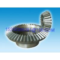 Wholesale Heavy Duty Straight Bevel Gear Wheel , Cylindric Spur Straight-Tooth Gears from china suppliers