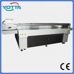 Wholesale Latest digital uv flatbed printer on wood, uv led inkjet printing machine from china suppliers