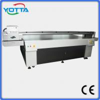 Wholesale Latest digital uv flatbed printer on wood, uv led inkjet printing machine from china suppliers