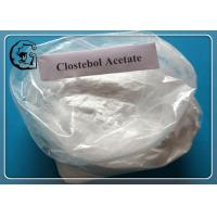 Wholesale Clostebol Acetate Hormone Oral Anabolic Steroids CAS 855-19-6 For Fat Burning from china suppliers