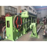 Wholesale 84 x 120mm Mesh Size Low Noise Automatic Gabion Basket Machine For Max Width 4300mm from china suppliers