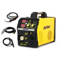 Quality Smaller MIG MAG Welder , 200 Amp Inverter Welder IGBT Welding Machine 5kg Rollers for sale