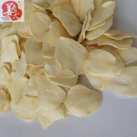 Wholesale irradiation free Crop Dehydrated Garlic Flakes Without Root from china suppliers
