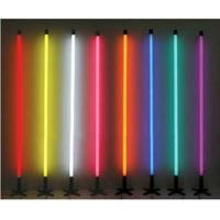 Buy cheap Red / White / Green Fluorescent Tube Neon Lights For Home Decor CE / RoHS from wholesalers