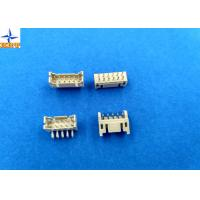 Wholesale Dual Wafer Connector 2.0mm Right Angle Or Vertical Type for PCB board-in connector from china suppliers