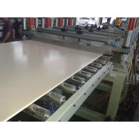 Wholesale T Die Design Pvc Foam Board Production Line , Plastic Extrusion Machine from china suppliers