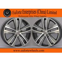Wholesale Sharan Replica Aluminum Wheels Rims 20'' Gunmetal Machined For Volkswagen from china suppliers