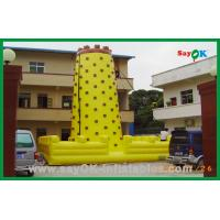 Wholesale Big Funny High Quality Climbing Wall Inflatable Water Toy For Fun from china suppliers