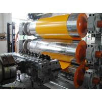 Wholesale XPE / IXPE Thermal Foaming Plastic Sheet Extrusion Line With Siemens Motor from china suppliers