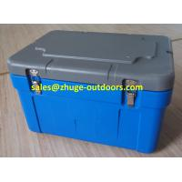 Wholesale Thermal Roto Molded 62 Liter PU Insulation Plastic Ice Cooler Box from china suppliers