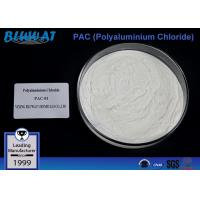 Wholesale White Polyaluminium Chloride For Drinking Potable Water Industrial Effluent Swimming Pool Water from china suppliers