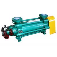 Safety Operating Horizontal Multistage Centrifugal Pump Oil Water Delivering