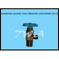Wholesale Brass Oxygen cylinder valves,pressure reducing valves ,QF-30,Flapper-type hydrogen cylinder valve from china suppliers