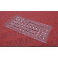 Transparent Plastic Injection Mould Parts For Home Appliance Injection Molded Plastic Products
