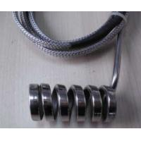 Wholesale Hot Runer Coil / Spring Heaters With Thermocouple , Temperature Sensor RTD from china suppliers