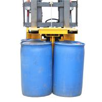 Wholesale Larger Size Eagle-gripper Drum Clamp Attachment 4 Drums Once for Transporting Stacking from china suppliers
